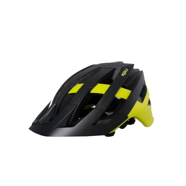 Interceptor Enduro Helm - Black/Lime
