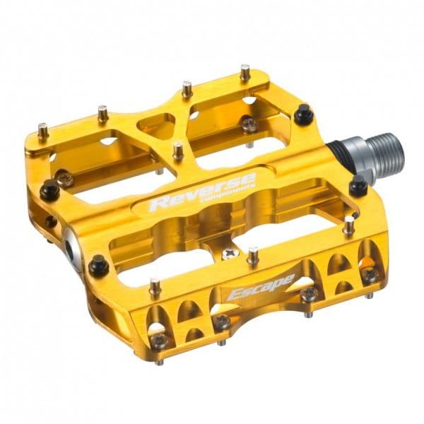 Escape Plattform Pedal - gold