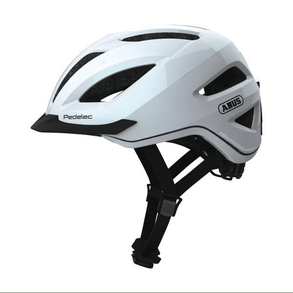 Pedelec 1.1 Fahrradhelm - Weiss