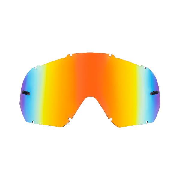 B-10 - Goggle Radium Ersatzlinse - Rot