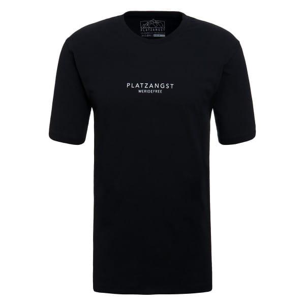 Type T-Shirt - Schwarz