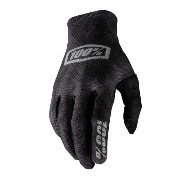 Celium Handschuhe - Schwarz/Silber