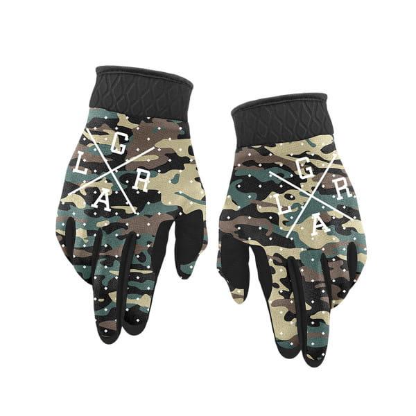 Winter Handschuhe - Camo Dots