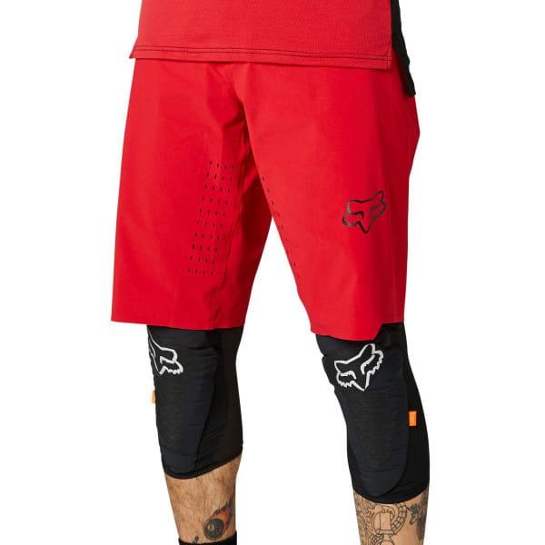 Flexair No Liner - Shorts - Chili - Rot