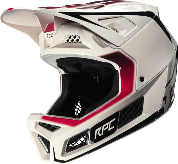 Rampage Pro Carbon Diaz Helm - Weiß