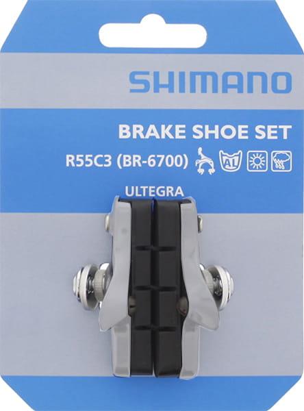 Brake Shoe Set R55C3 Ultegra BR-6700
