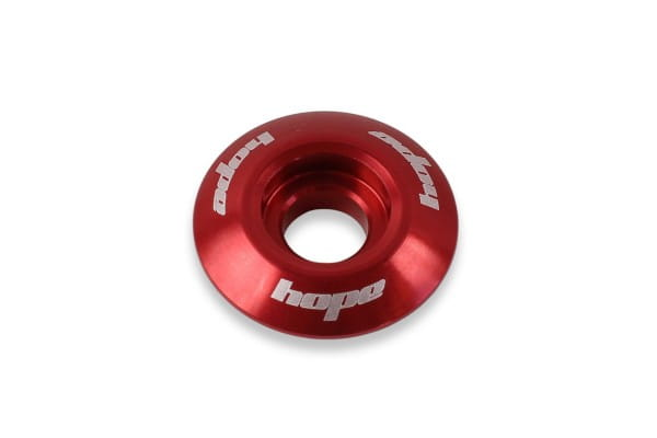 Headset Top Cap - red