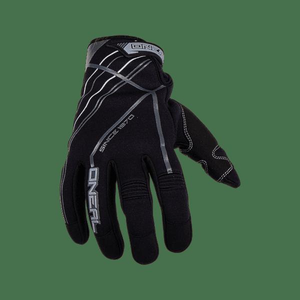 Winter Glove Handschuh Black/Gray