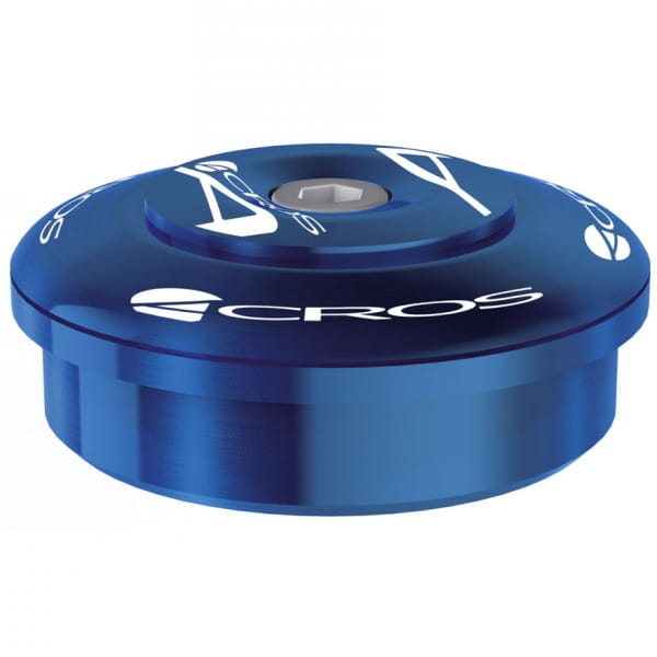 AZ-49 Steuersatz Oberteil - ZS49/28,6 - blau