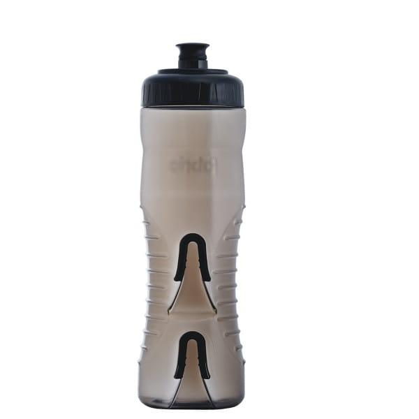 Cageless Trinkflasche - 750 ml - Smoke/Schwarz