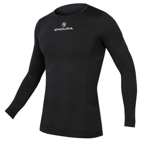 Function T-Shirt Longsleeve - Black