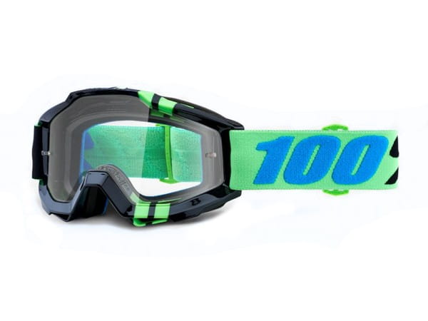 Accuri Goggles - Zerg - Clear Lens