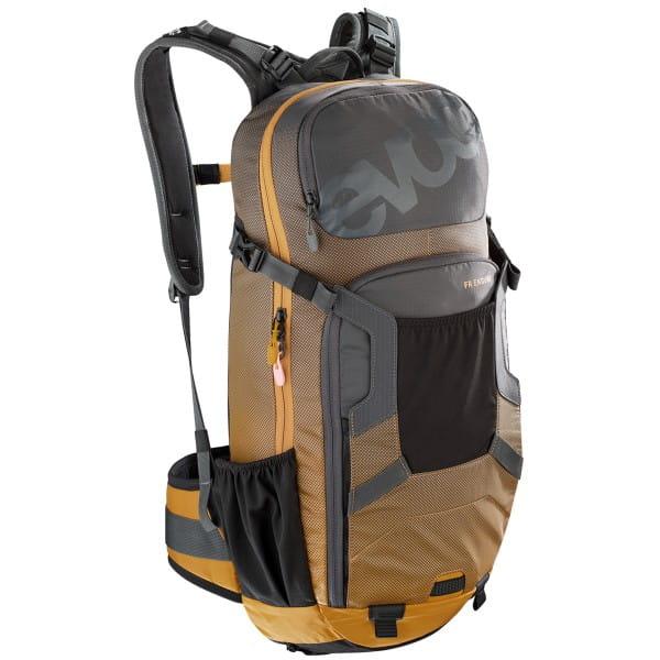 FR Enduro 16l Protektoren-Rucksack - Grau