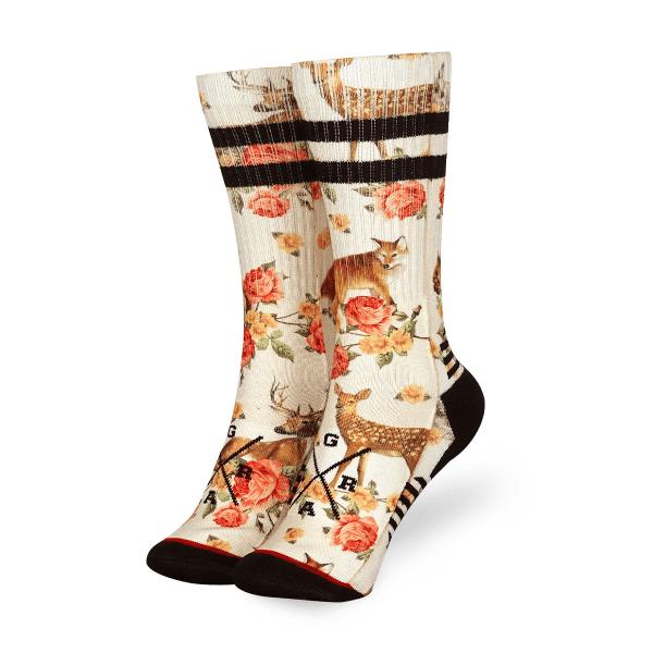 Technical Socken - Forest Animals