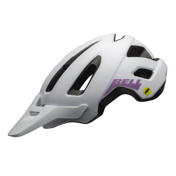 Nomad Jr Mips Fahrradhelm - Weiss