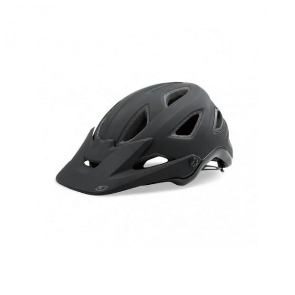 Montaro Mips Helm - matte black/gloss black