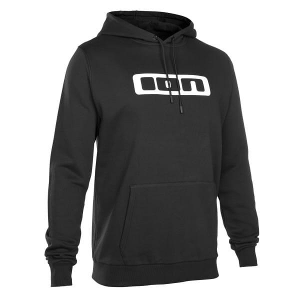 Hoodie Logo  -Schwarz