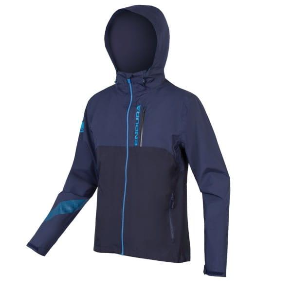 SingleTrack II Jacke - marineblau