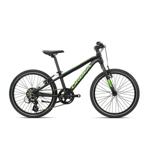MX 20 Speed - Black / Green - 2020