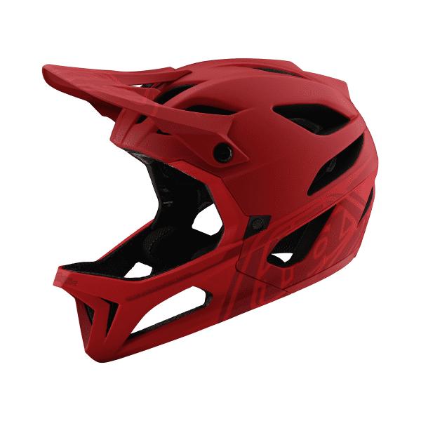Stage Helmet (MIPS) STEALTH Fullface-Helm - Rot