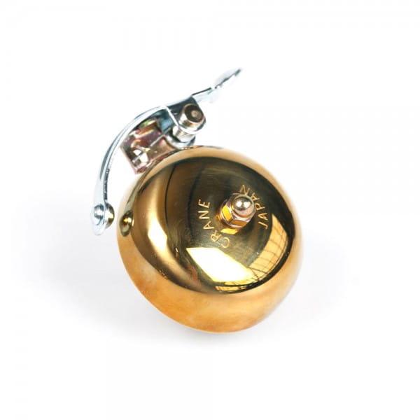 Suzu Klingel - Lenkerklemmung - Gold