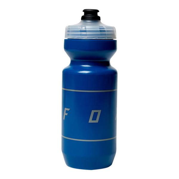 Purist Moth 650ml Trinkflasche - Blau