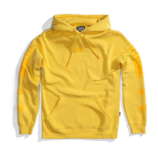 Solar Pullover - Gelb